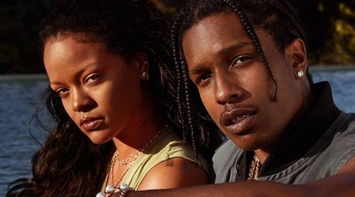 Rihanna in a relationship with longtime friend A$AP Rocky