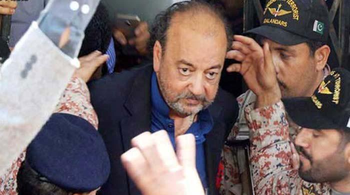 PPP's Agha Siraj Durrani indicted in assets beyond means case