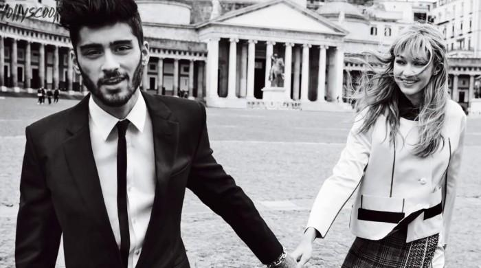 Gigi Hadid looks back at her pregnancy days with beau Zayn Malik