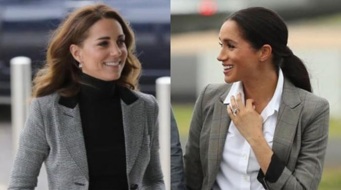 Kate Middleton leaves Meghan Markle behind in a new contest weighing popularity