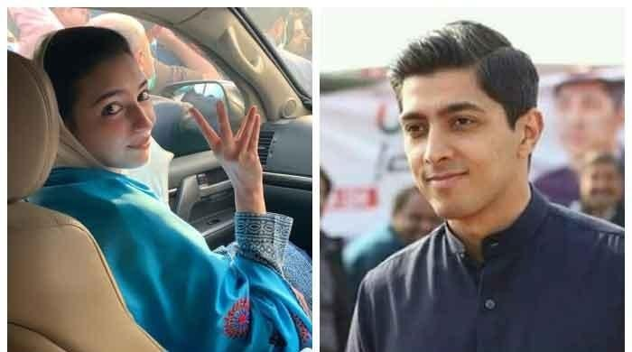 Ali Tareen thinks Asifa Bhutto is 'pretty cool'