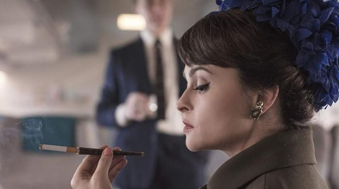 Helena Bonham Carter calls 'The Crown' fiction as she weighs in on heated debate