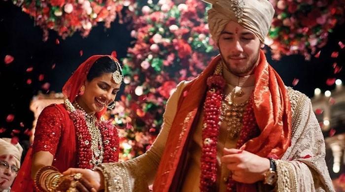 Nick Jonas sends love to 'beautiful woman' Priyanka Chopra to celebrate 2nd wedding anniversary