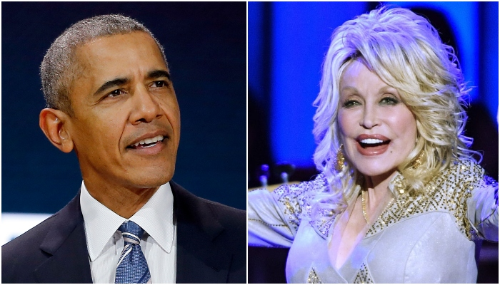 The Award Barack Obama Wishes He'd Given Dolly Parton