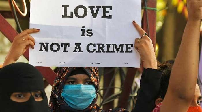 First Indian Muslim man arrested under 'love-jihad' law