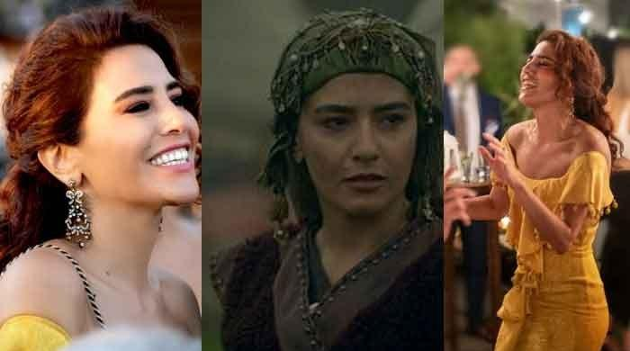 Dirilis: Ertugrul: Banu Çiçek stuns in throwback pictures