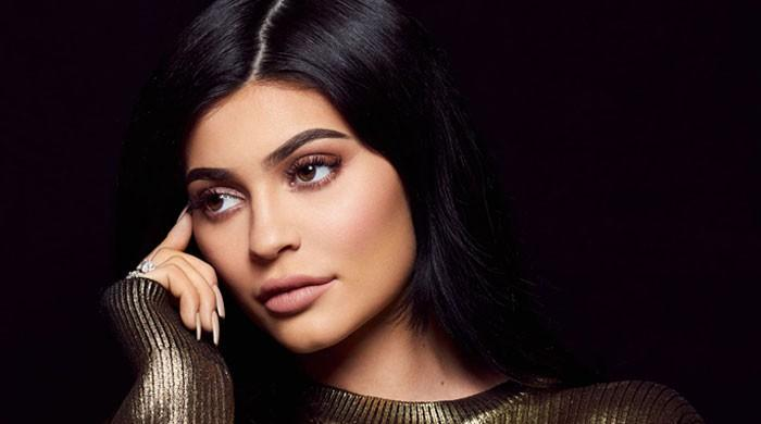 Kylie Jenner 'can't wait for Christmas'