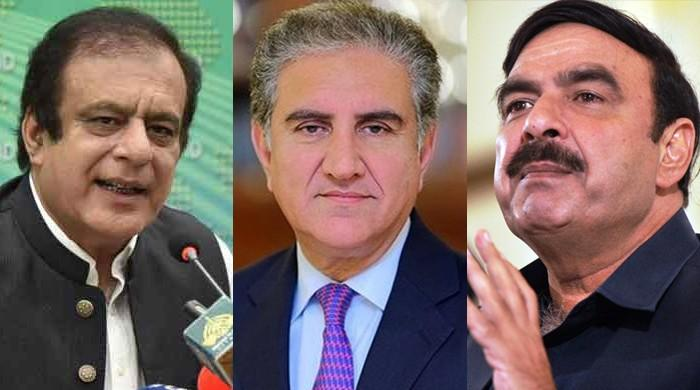 Sheikh Rasheed tops list of ministers people dissatisfied with: survey