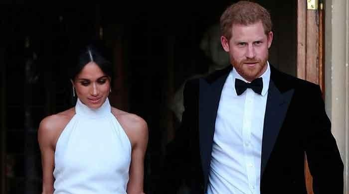 Meghan Markle's hubby Prince Harry still falls into the line of succession