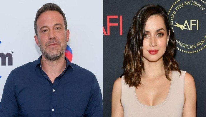Ben Affleck and Ana de Armas move in together