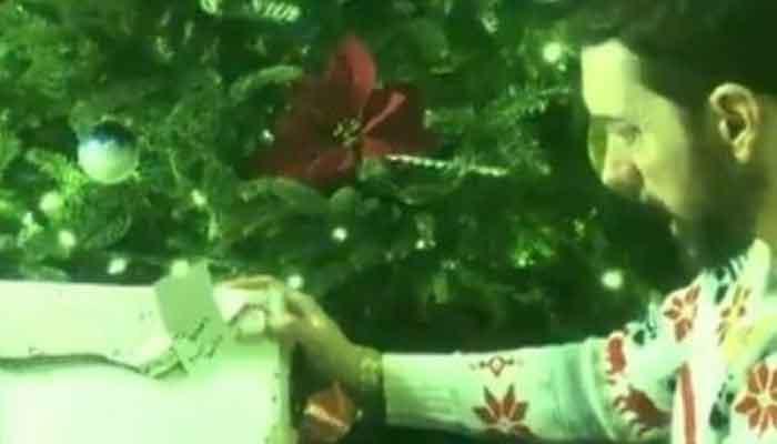 Eminem Makes Surprise SNL Cameo During Pete Davidson's Christmas 'Stan' Parody