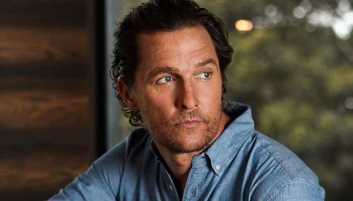 Matthew McConaughey Defends Conservatives' Denial of Election Results