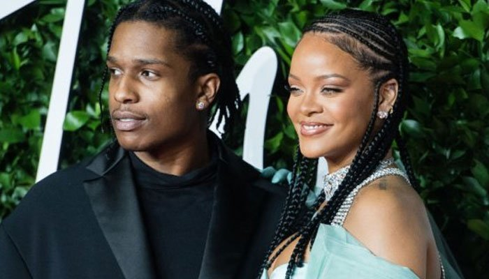 Rihanna and A$AP Rocky 'inseparable'