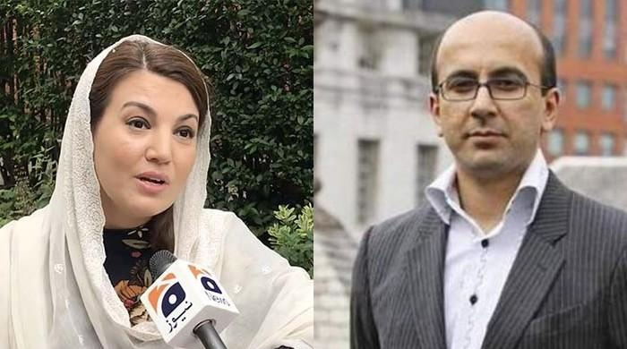 Reham Khan apologises to Aneel Mussarat in defamation case