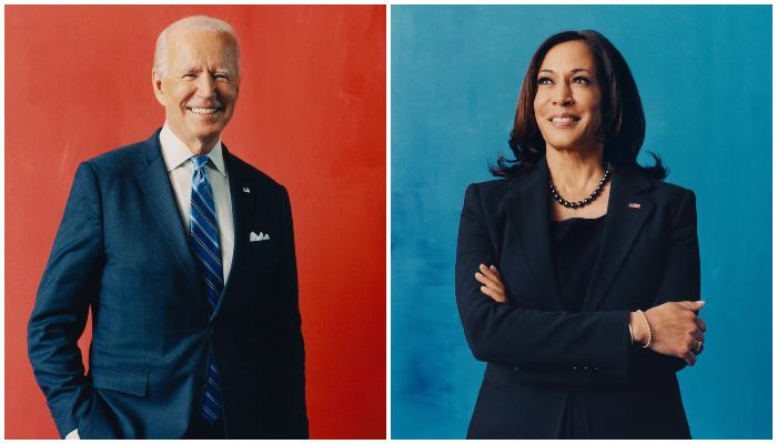 Joe Biden and Kamala Harris named Time 'Person of the Year'