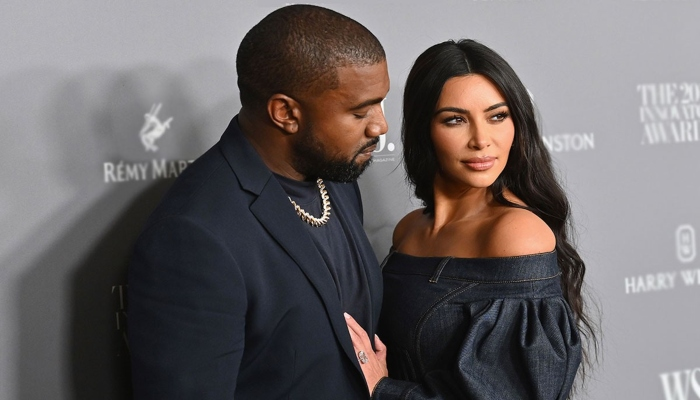 Kim Kardashian and Kanye West leading 'separate lives' in marriage