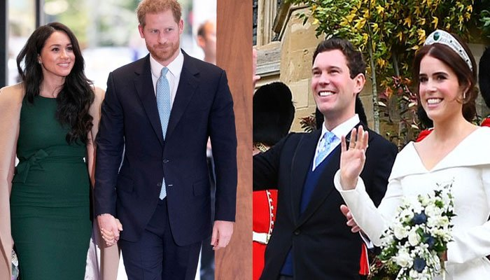 Princess Eugenie Reportedly Moved Out of Frogmore Cottage After Just Six Weeks