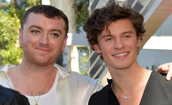 Shawn Mendes Apologizes For Misgendering Sam Smith's Pronoun, Singer Responds!