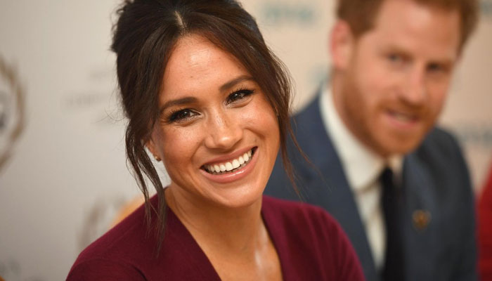 Meghan Markle pays tribute to 'quiet heroes'