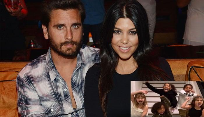 Scott Disick Gushes Over Kourtney Kardashian In Emotional Post