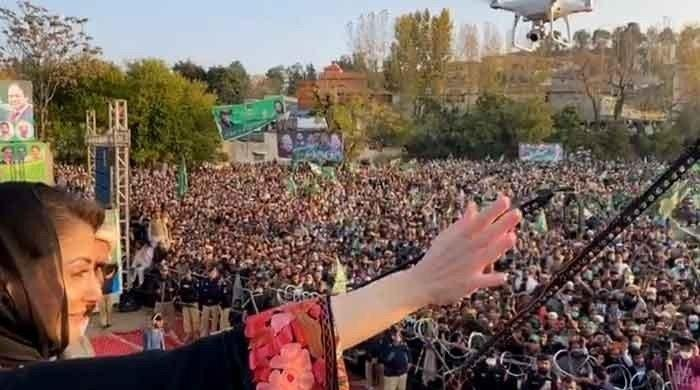 PDM Lahore jalsa: Two cases registered for forced entry into Greater Iqbal Park