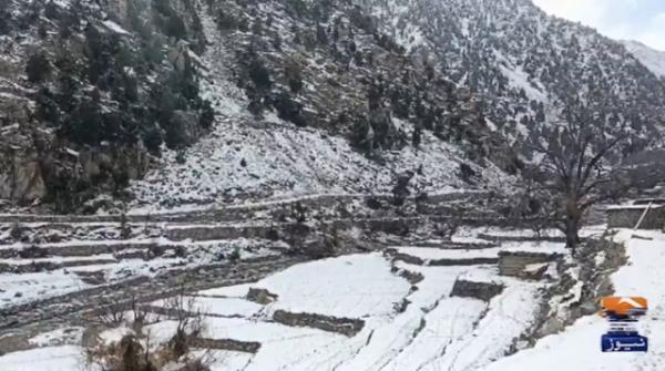 Winter dominates various parts of Pakistan