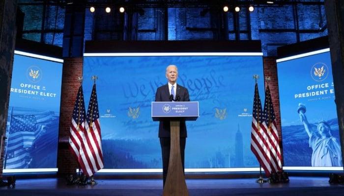 Some electoral college members escorted to secret location to vote Biden president