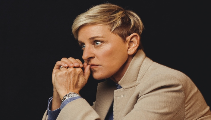 Ellen DeGeneres suffering 'excruciating back pain' amid COVID-19 battle