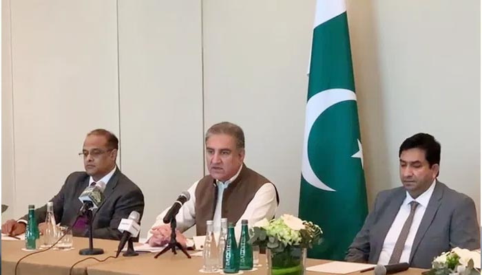India planning surgical strike against us: Pak Foreign Minister Qureshi in UAE