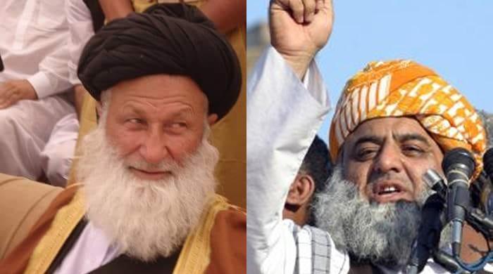 JUI-F's top brass to meet after Maulana Sherani accuses Fazlur Rehman of being 'selected'