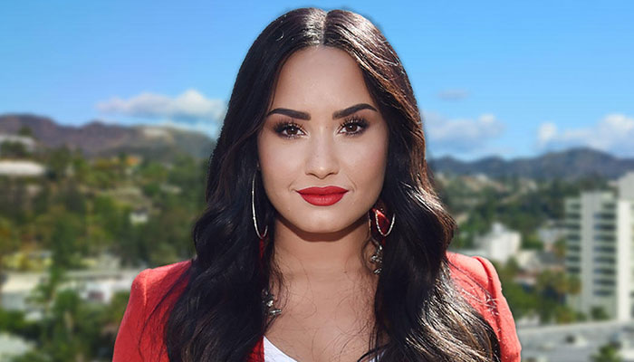 Demi Lovato is celebrating her recovery from eating disorders