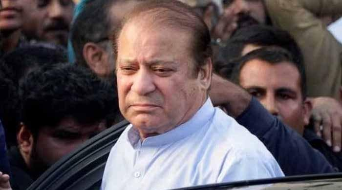 What happens when Nawaz Sharif's passport is cancelled?