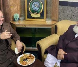 Fazlur Rehman rejects offer of grand national dialogue