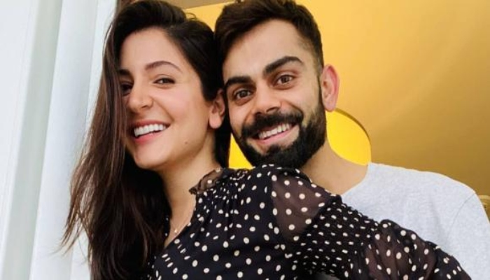 Anushka Sharma, Virat Kohli share tight embrace in heartwarming New Year snap