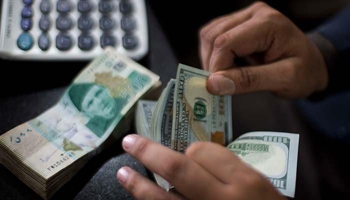 Today dollar rate in karachi open market