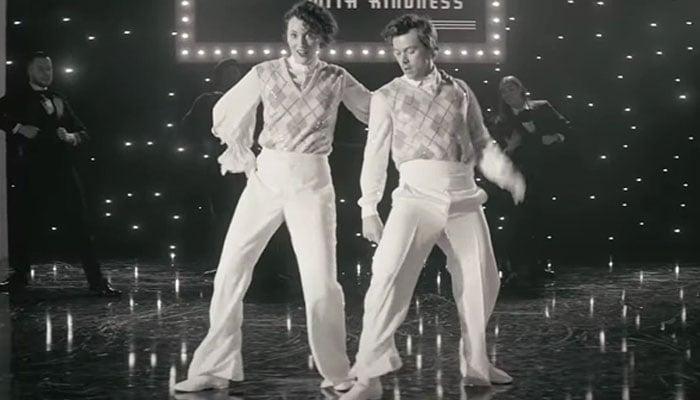 Harry Styles dances with Phoebe Waller-Bridge in new video