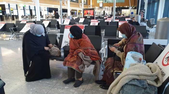 New coronavirus variant: Pakistanis in limbo in UK due to travel ban