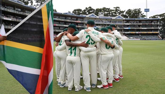 Two uncapped players in SA squad
