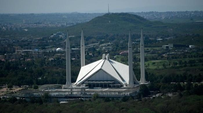 Federal government bans construction in two Islamabad sectors