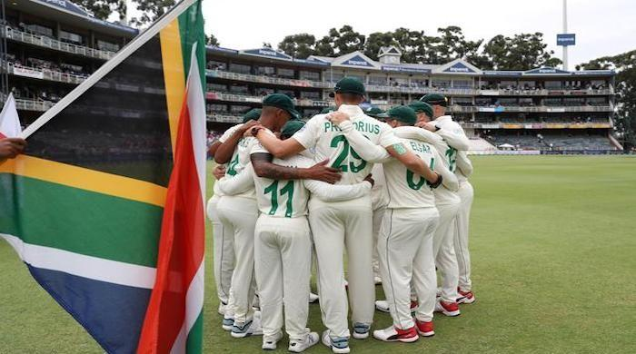 Cricket South Africa announces Test squad for series against Pakistan