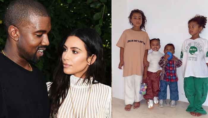Kim Kardashian 'worried' how split from Kanye West would affect their children