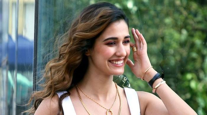 Disha Patani's workout video from gym goes viral