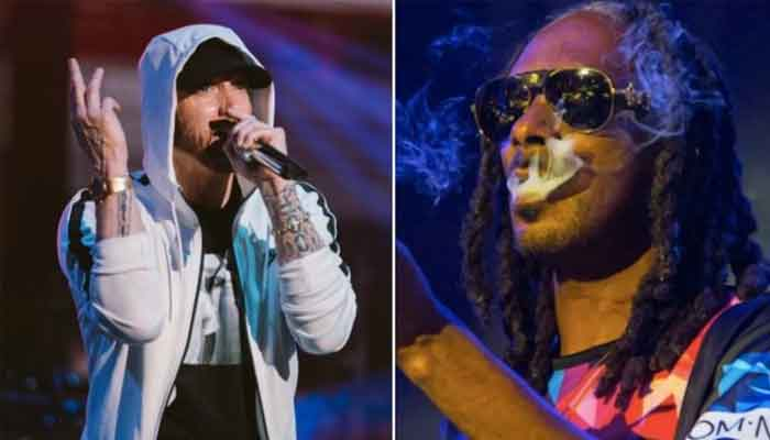The Snoop Dogg and Eminem beef is