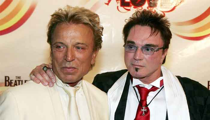 Siegfried Fischbacher, of Siegfried & Roy, dies of cancer at 81