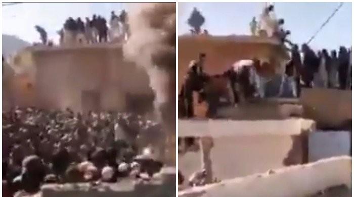 Karak shrine attack: 12 policemen dismissed over negligent, careless behaviour