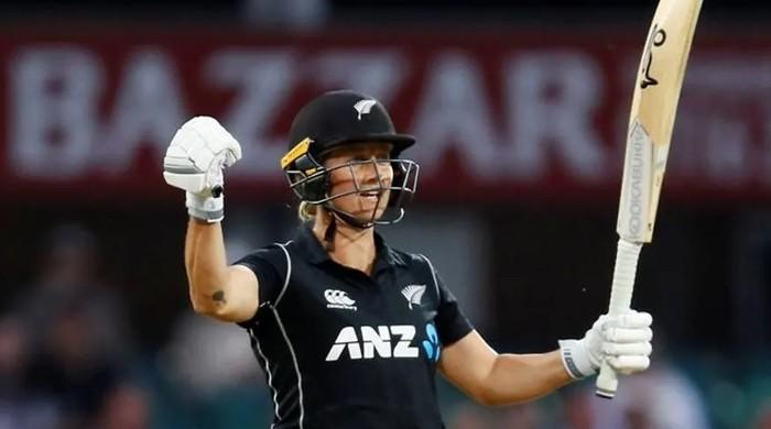 New Zealand's Sophie Devine rewrites history by hitting fastest century in women's T20 cricket