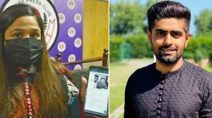 Court orders police to record statement of woman who accused Babar Azam of sexual assault
