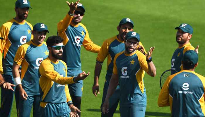 Pakistan in major shake-up for South Africa series