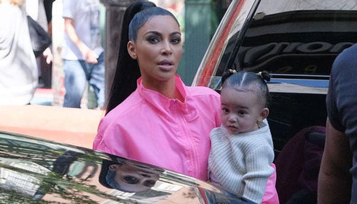 Kim Kardashian celebrates 3rd birthday of daughter Chicago