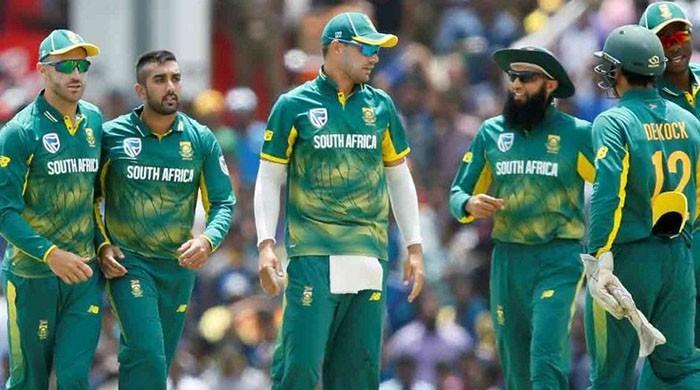 South Africa cricket team to arrive in Karachi via chartered flight